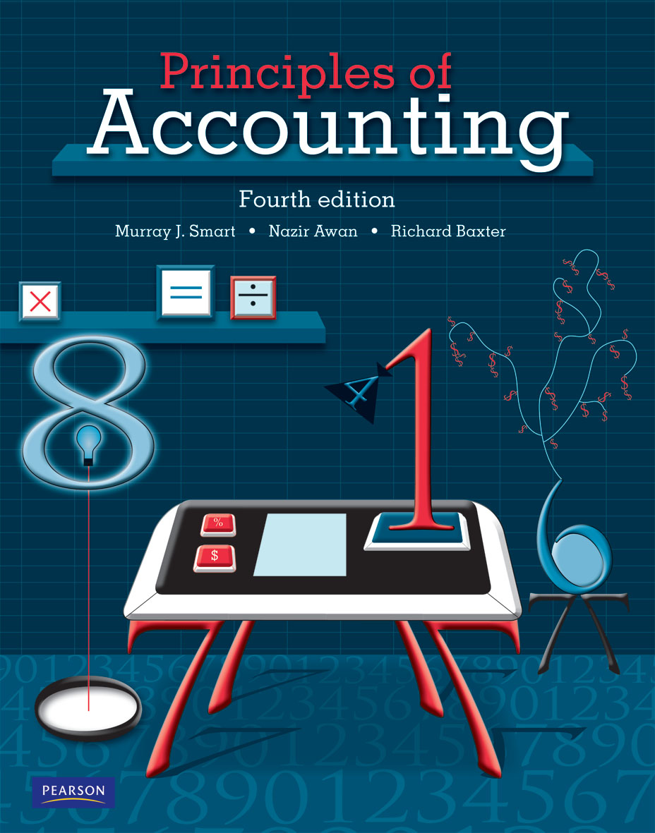Principles of Accounting 4th edition