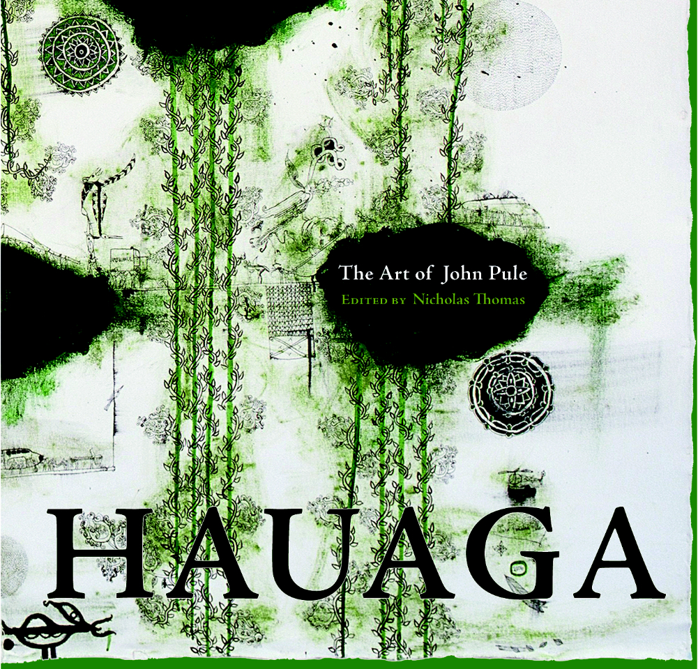 Hauaga: The Art of John Pule