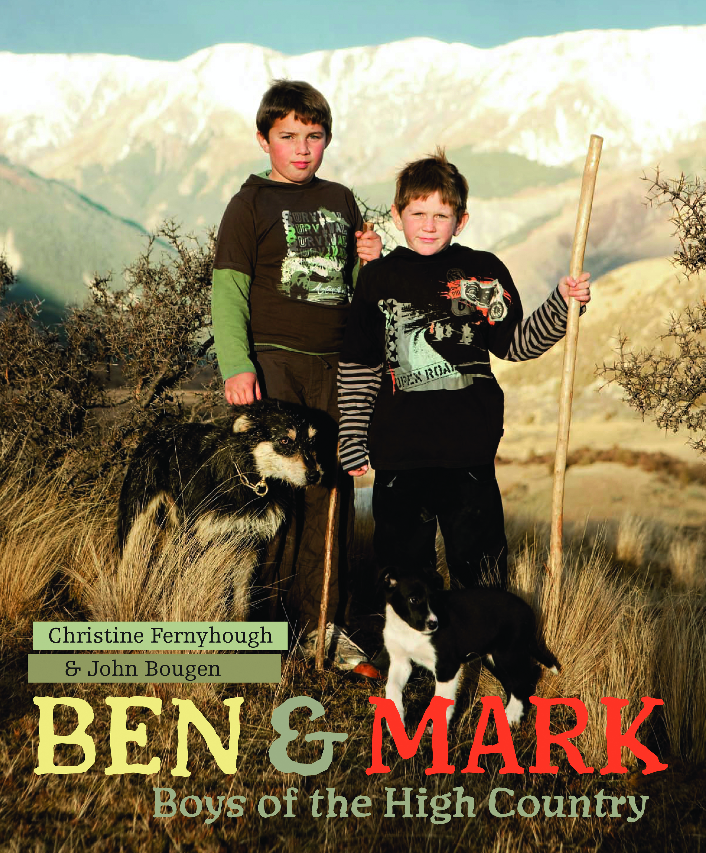 Ben and Mark