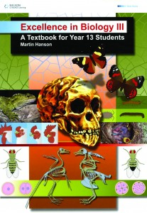 Excellence in Biology III: A Textbook for Year 13 Students