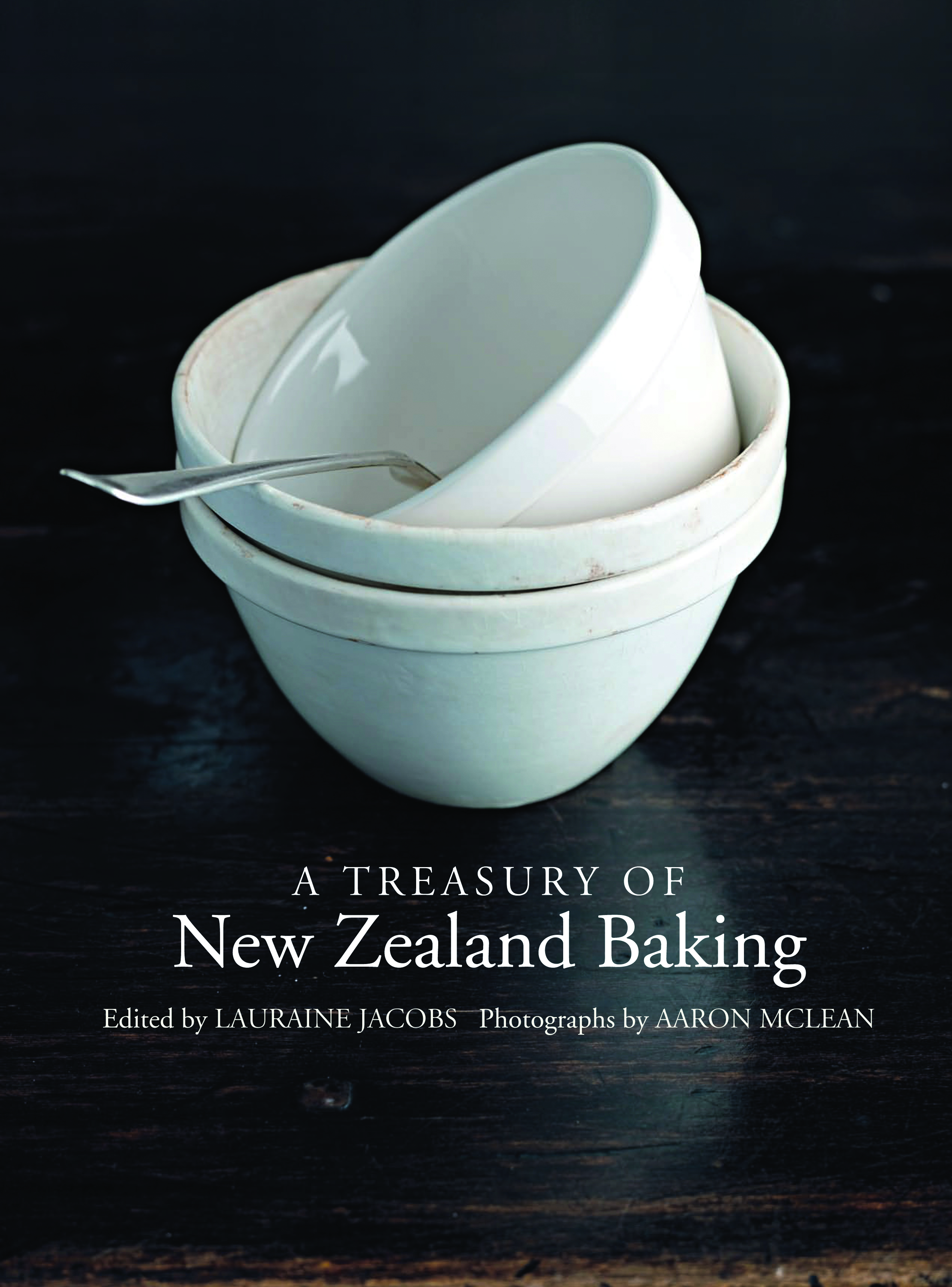 Treasury of New Zealand Baking