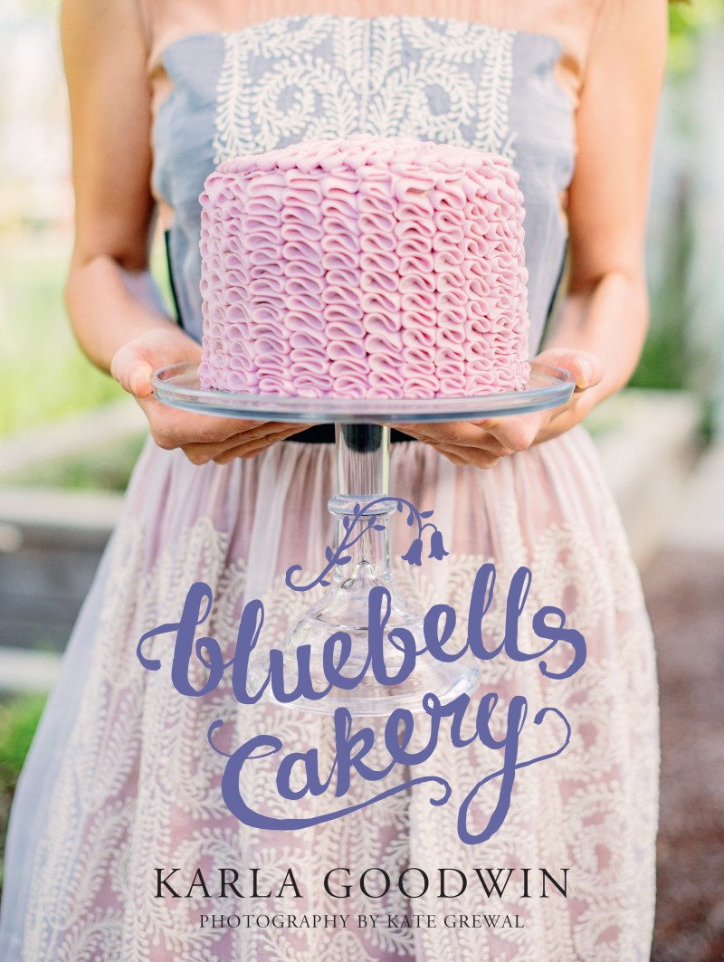 Bluebell's Cakery cover