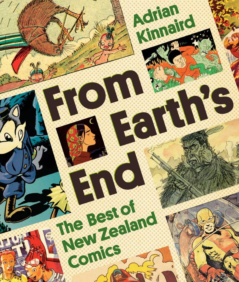 From Earth's End cover