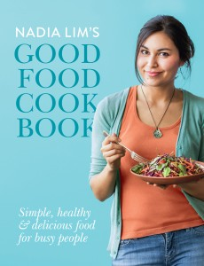 Nadia Lim's Good Food cover