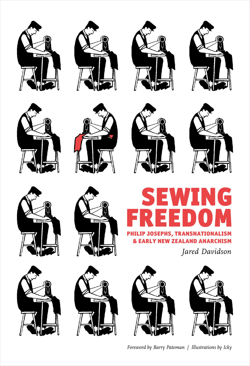 Sewing Freedom cover