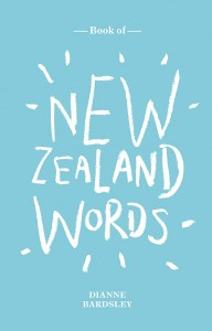 Book of NZ Words cover