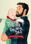 Don't Puke on your Dad cover
