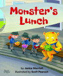 Monster's Lunch cover