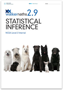 Statistical Inference cover