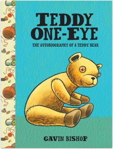 Cover Teddy One Eye