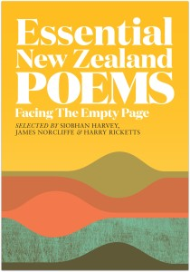 Essential New Zealand Poems cover