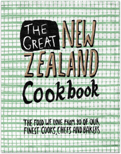 Great New Zealand Cookbook cover