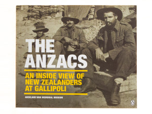 The Anzacs cover image