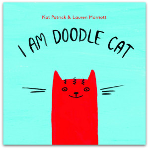 I am doodle cat cover image