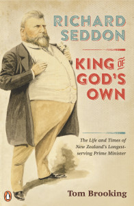 Richard Seddon cover image