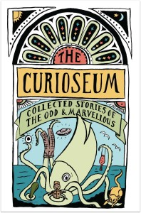 The Curioseum book cover