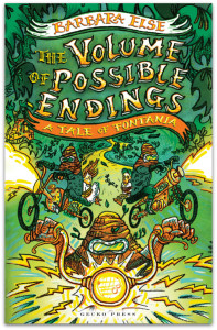 The Volume of Possible Endings cover image
