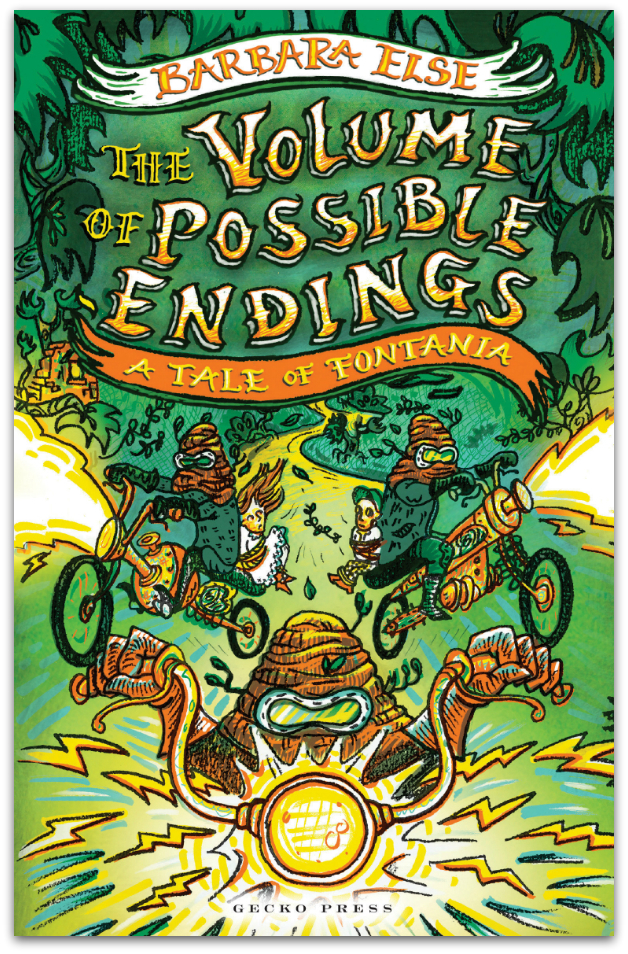 Best Children S Book Cover Design : The volume of possible endings best children s book