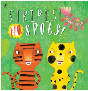 Stripes No Spots cover