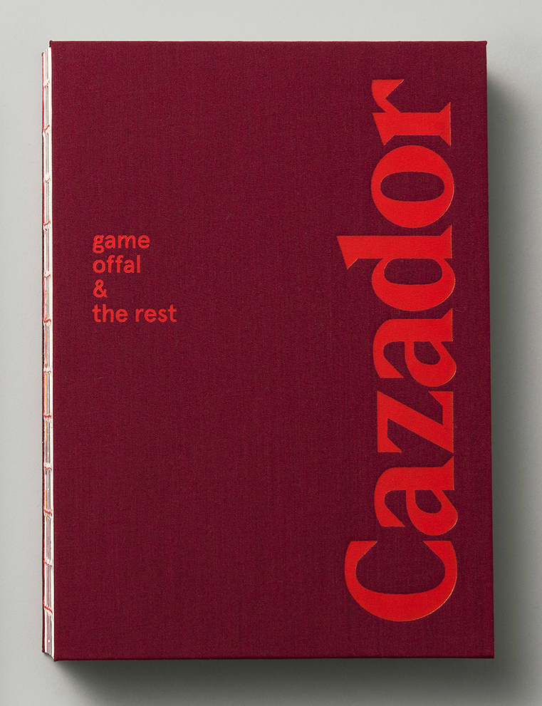 Best Book Cover Awards ~ Cazador — game offal and the rest harpercollins
